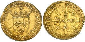 Экю Франциска I (1515-47)