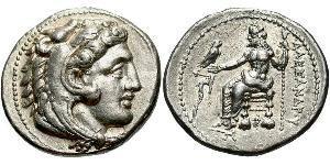 Александр Македонский. Тетрадрахма (4 драхмы)